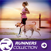 Dog leash runners-collection category picture.