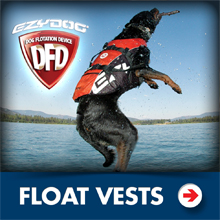 Dog flotation vests category picture.